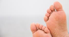 Perustuotteet jaloille