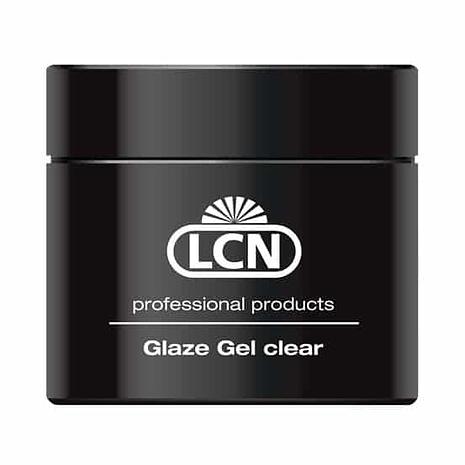 Glaze gel clear