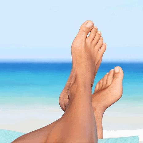 jalkahoito