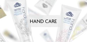 Hoitotuotteet käsille