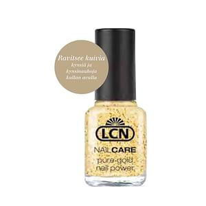 Pure gold nail power