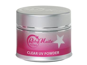 Clear-Uv-Powder